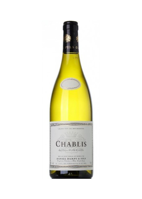Chablis Daniel Dampt 2016 0,75 lt.