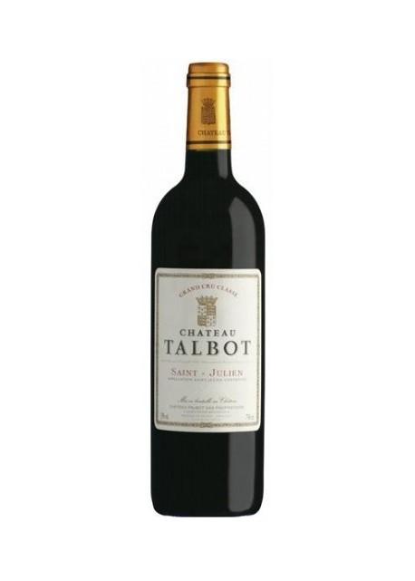 Chateau Talbot Saint Julien 2000 0,75 lt.