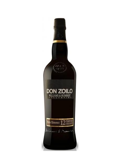 Sherry Wiliams & Humbert Don Zoilo PX 12- anni liquoroso 0,75 lt.