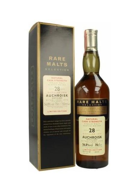 Whisky Auchroisk 28 anni limited edition 1974 0,70 lt.