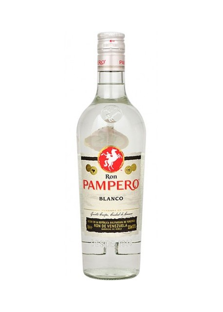 Rum Pampero Bianco 1,0 lt.