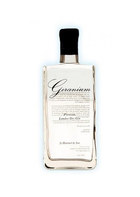 Gin Geranium 0,75 lt.