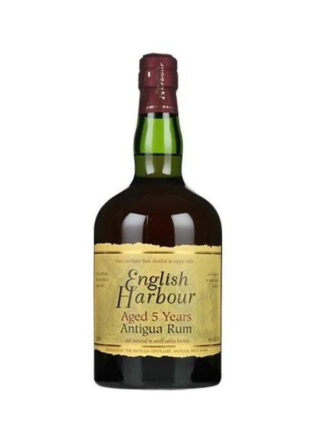 Rum English Harbour 5 anni 0,70 lt.