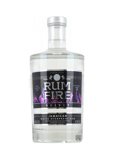 Rum Hampden Fire Velvet Overproof 0,70 lt.