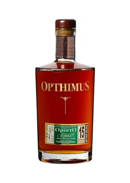 Rum Opthimus 15 Anni 0,70 lt.