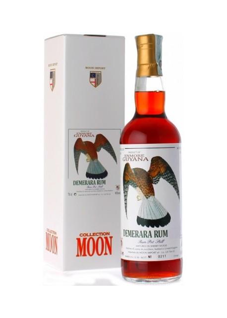 Rum Demerara Enmore Guyana Moon Import 1988 0,75 lt.