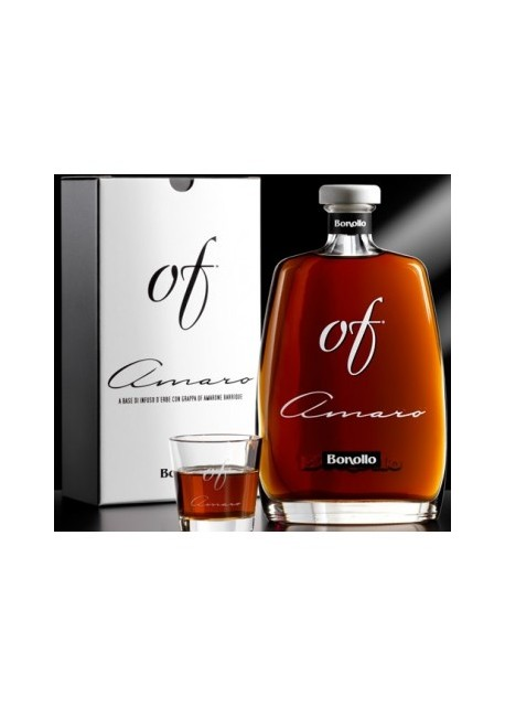 Amaro Of Bonollo 0,70 lt.