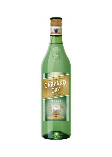 Vermouth Carpano Dry 1 lt.