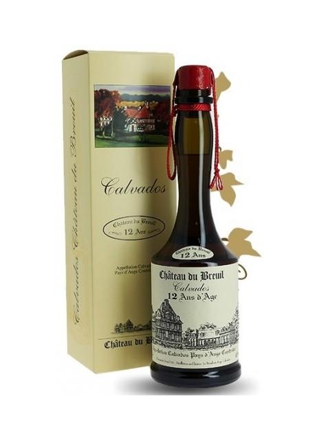 Calvados Chateau du Breuil 12 anni 0,70 lt.
