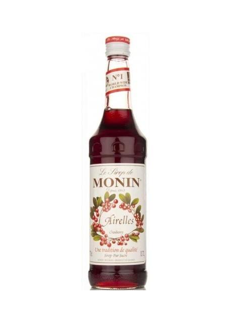 Sciroppo Mirtillo Rosso Monin 0,70 lt.