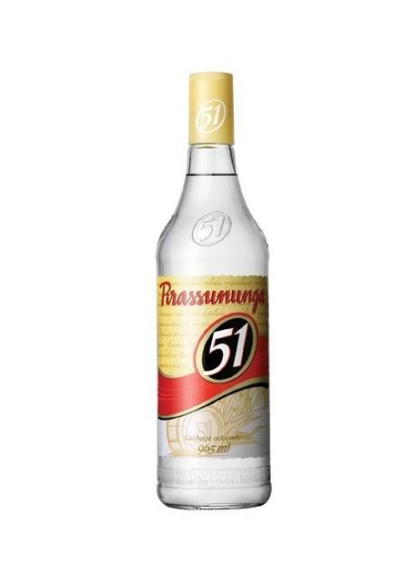 Cachaca 51 Pirassununga 1 lt.
