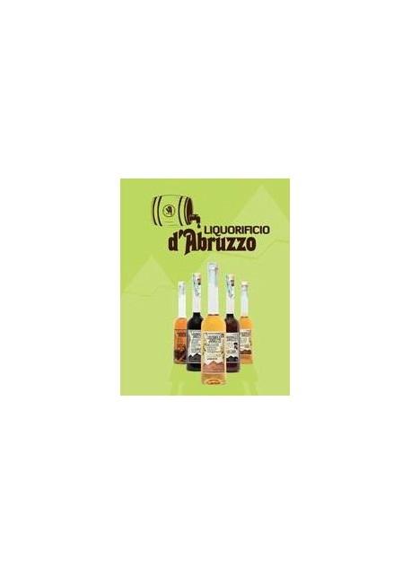 Liquorificio d'Abruzzo la Genziana 0,50 lt.