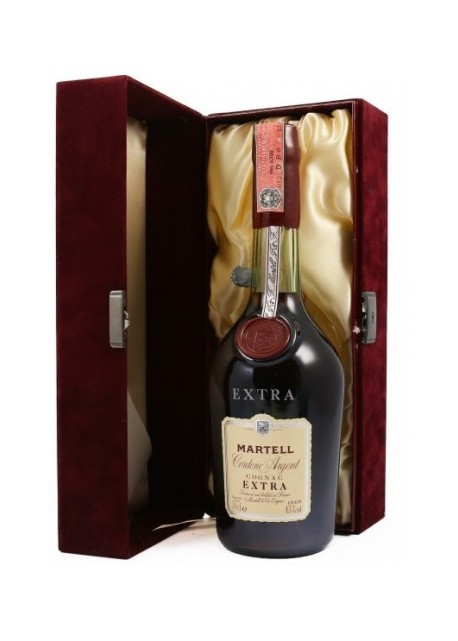 Cognac Martell Cordon Argent Extra 0,70 lt.