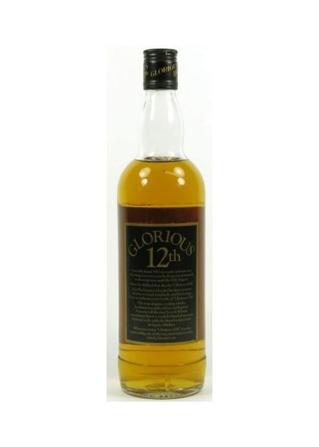 Whisky Glorious Blended - 12 anni 0,70 lt.