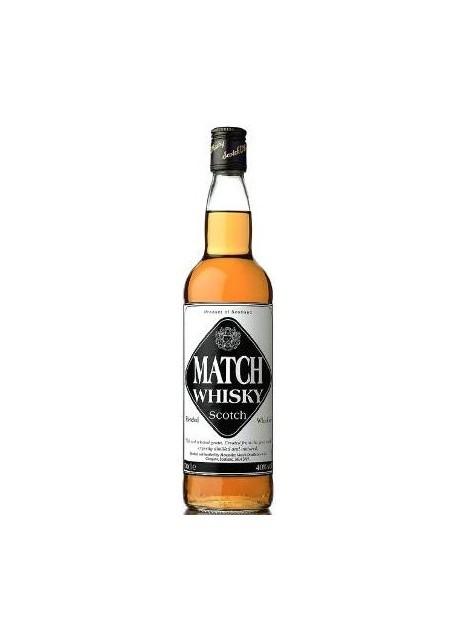 Whisky Match Blended 0,70 lt.