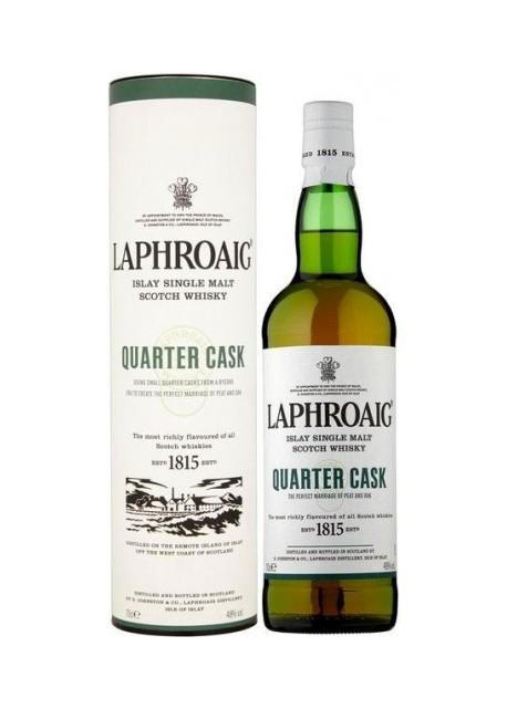 Whisky Laphroaig Quarter Cask 0,70 lt.