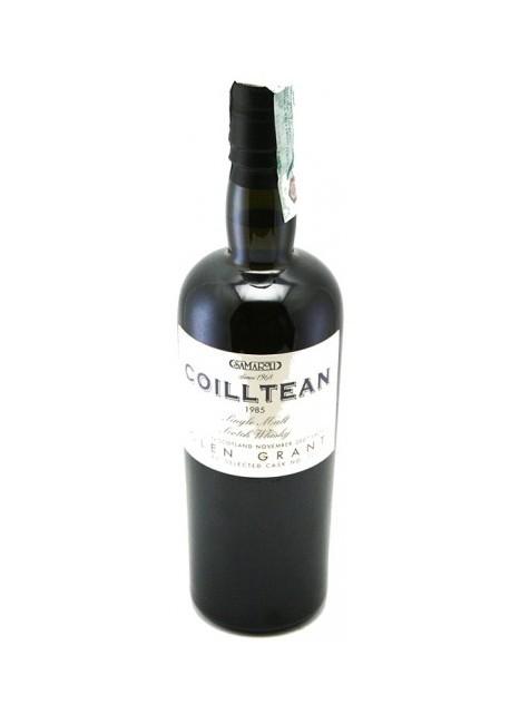 Whisky Coilltean Glen Grant Single Malt Samaroli 1986 0,70 lt.