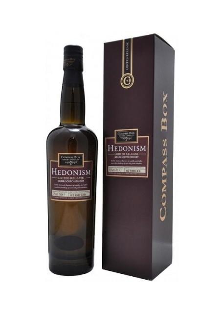 Whisky Hedonism 0,70 lt.