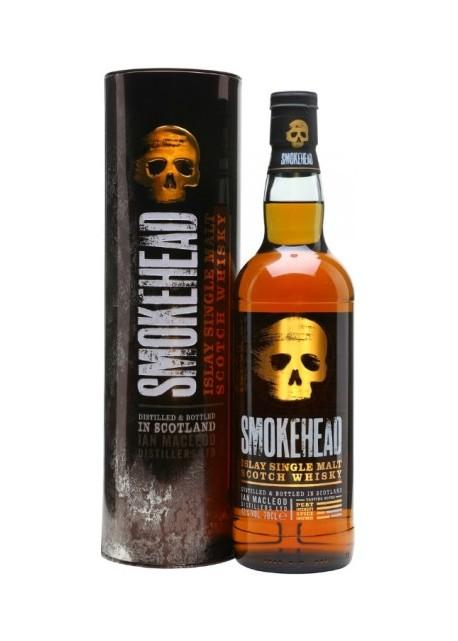 Whisky Smokehead Islay Single Malt 0,70 lt.
