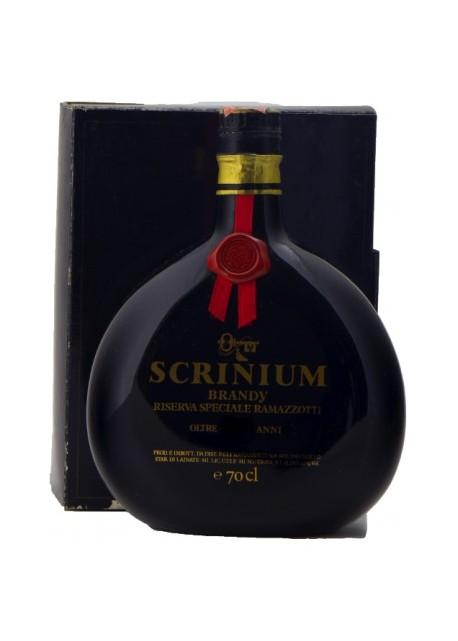 Brandy Scrinium Riserva Speciale Ramazzotti 12 anni 0,70 lt.