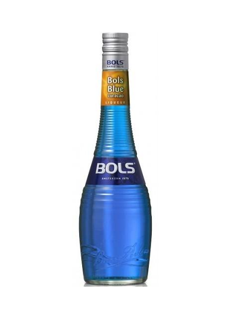 Bols Curacao Blue 0,70 lt.