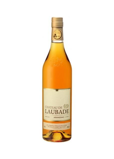 Bas Armagnac Laubade 1988 0,70 lt.