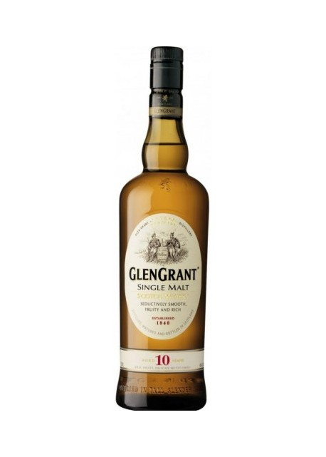 Whisky Glen Grant 10 anni 0,70 lt.