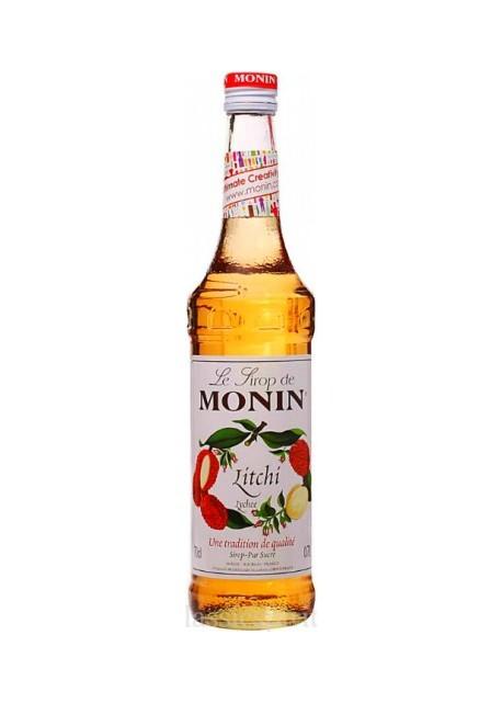 Lychee Monin 0,70 lt.