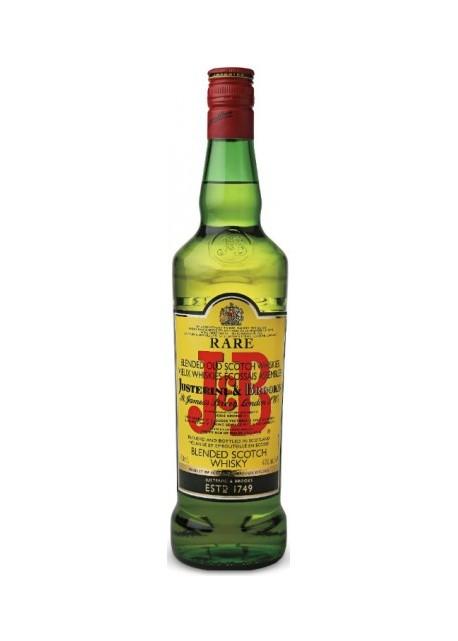 Whisky J & B Blended 0,70 lt.