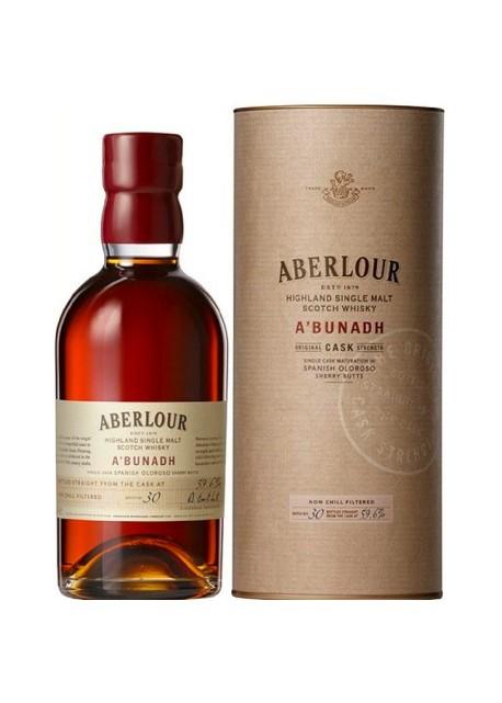 Whisky Aberlour Single Malt A' Bunadh 0,70 lt.
