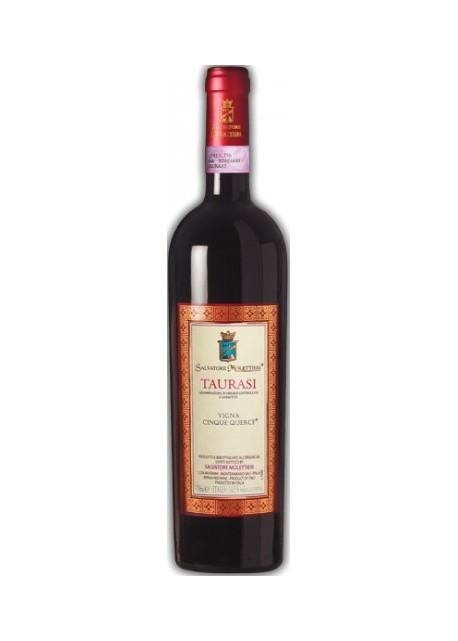 Taurasi Vigna Cinque Querce Salvatore Molettieri 2010 0,75 lt.