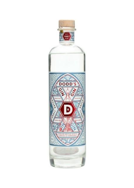 Gin Dodd's 0,50 lt.