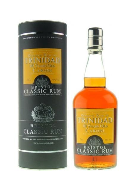 Rum Caroni 10 Anni Bristol 0,70 lt.
