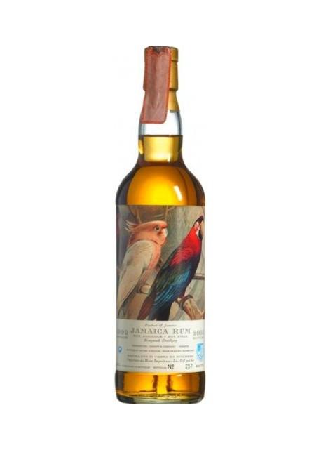 Rum Pappagallo Agricolo Jamaica 10 Anni 2007 0,70 lt.