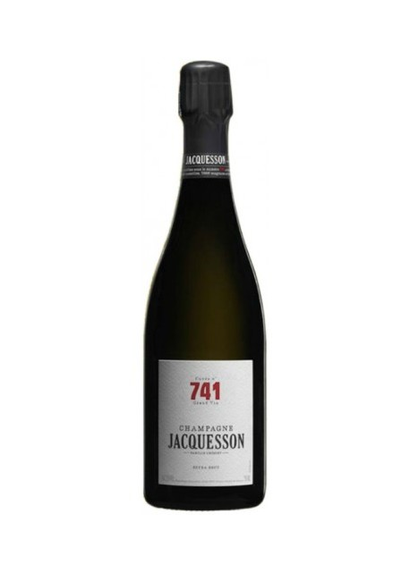Champagne Jacquesson Cuvee 741 Extra Brut 0,75 lt.