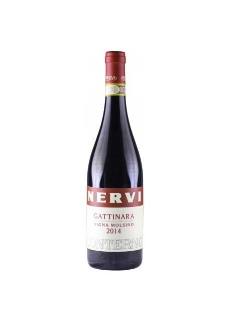 Gattinara Nervi Vigna Molsino Conterno 2014 0,75 lt.