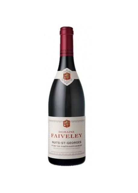 Nuits St. Georges 1er Cru les Porets Faiveley 2015 0,75 lt.