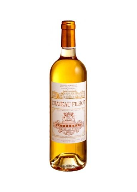 Sauternes Chateau Filhot 2017 0,375 lt.