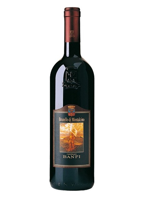 Brunello di Montalcino Castello Banfi 2004