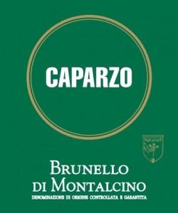 Brunello di Montalcino Caparzo 2007