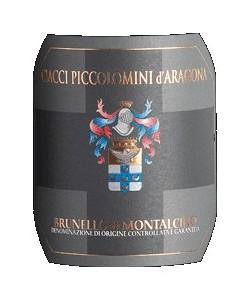 Brunello di Montalcino Ciacci Piccolomini 2010