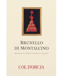 Brunello di Montalcino Col d'Orcia 2010