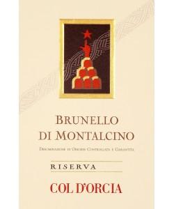 Brunello di Montalcino Col d'Orcia Riserva 2002
