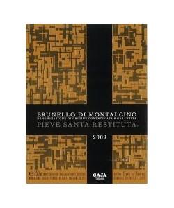 Brunello di Montalcino Gaja Santa Restituta 2009