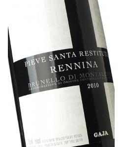 Brunello di Montalcino Gaja Rennina 2010