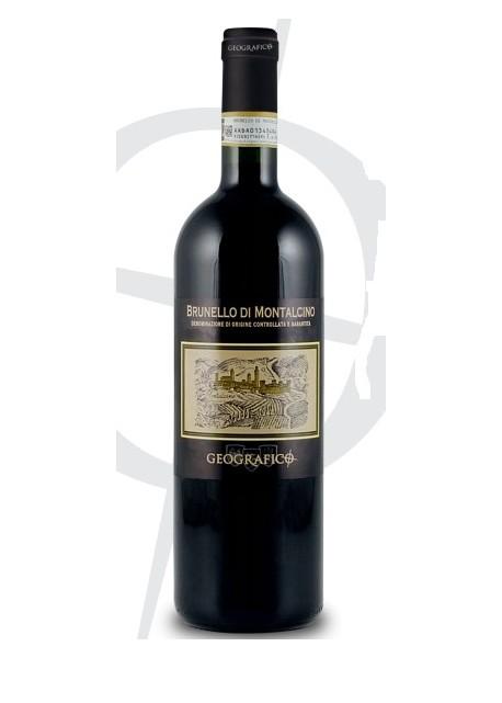 Brunello di Montalcino Geografico 2006