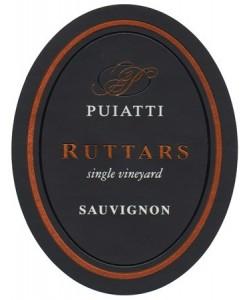 Sauvignon DOC Puiatti Ruttars 2011