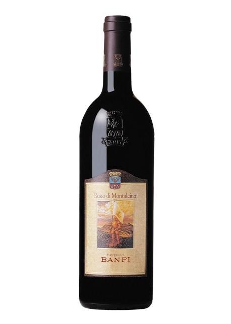 Rosso di Montalcino DOC Castello Banfi 2013
