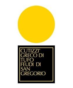 Etichetta Greco Di Tufo DOCG Feudi di San Gregorio Cutizzi 2013