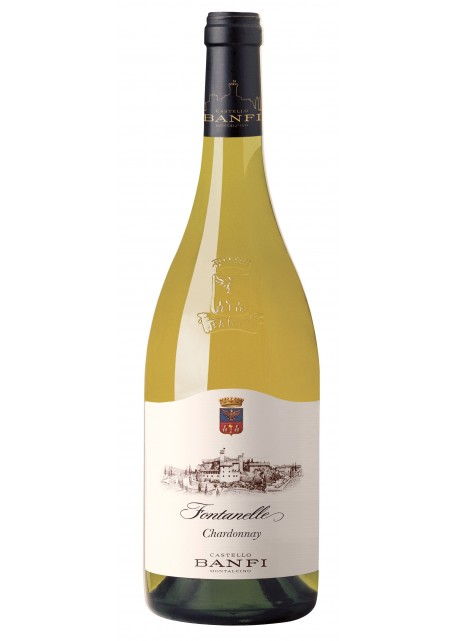 Toscana IGT Chardonnay Castello Banfi Fontanelle 2013
